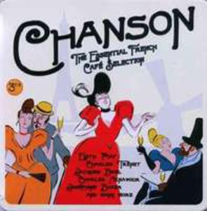 Chanson The Essential French Cafe Selection - 2839276664