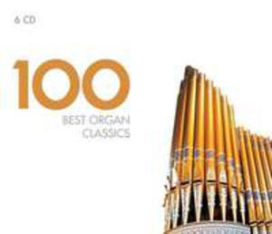 100 Best Organ Classics - 2839299341