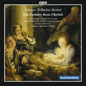 Johann Wilhelm Hertel (1727 - 1789): Die Geburt Jesu Christi, Christmas Oratorio - 2839379491