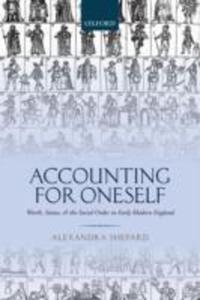 Accounting For Oneself - 2849511719