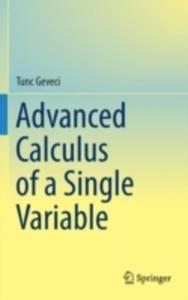 Advanced Calculus Of A Single Variable - 2843708826
