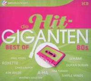 Die Hit Giganten - Best Of - 2839404105