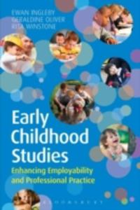 Early Childhood Studies: Enhancing Employability And Professional Practice - 2839994819