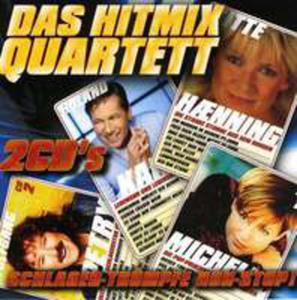 Hit Mix Quartett Vol. 1 - 2839407845