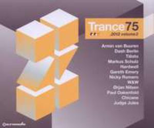 Trance 75 - 2012, Vol. 2 - 2839447583