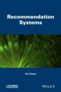 Information Systems And Recommendation Systems - 2840162358