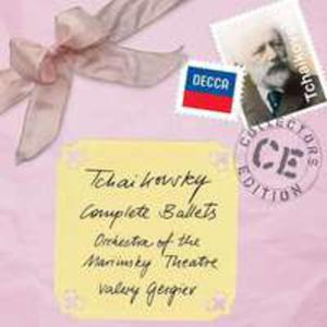 Tchaikovsky Complete Ballets (Collectors Edition) - 2839291547