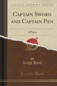Captain Sword And Captain Pen - 2855154375