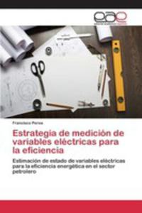 Estrategia De Medición De Variables Eléctricas Para La Eficiencia - 2857267531