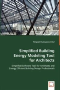 Simplified Building Energy Modeling Tool For Architects - 2857059356