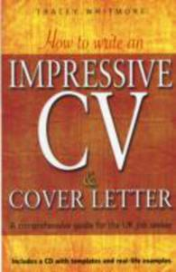 How To Write An Impressive Cv And Cover Letter - 2845337071