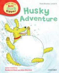 Oxford Reading Tree Read With Biff, Chip, And Kipper: First Stories: Level 5: Husky Adventure - 2848176067