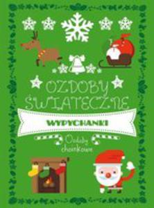 Ozdoby Świąteczne Ozdoby Choinkowe - 2840321288
