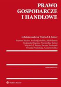 Prawo Gospodarcze I Handlowe - 2846058931