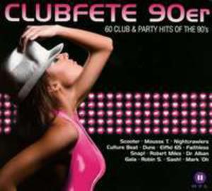 Clubfete 90er-60 Club & - 2840477993