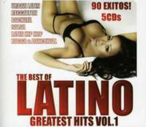 Best Of Latino 2012 - 2839394460