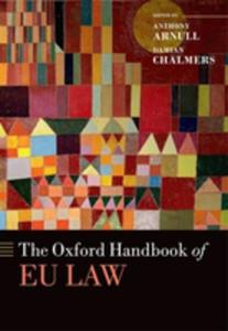 The Oxford Handbook Of Eu Law - 2840135037