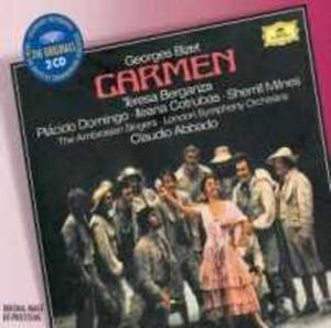 Bizet: Carmen Originals - 2839214157