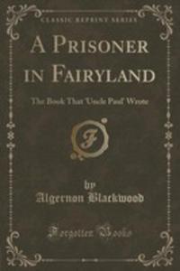 A Prisoner In Fairyland - 2854787104