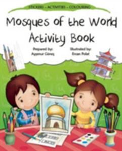 Mosques Of The World Activity Book - 2848182275