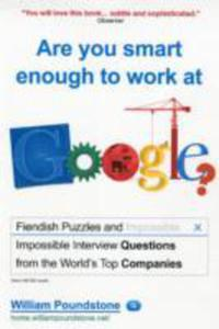 Are You Smart Enough To Work At Google? - 2845337625