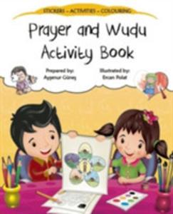 All About Prayer (Salah) Activity Book - 2849515527