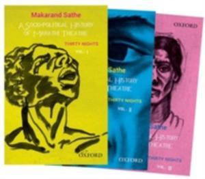 A Socio - Political History Of Marathi Theatre - 2844440221