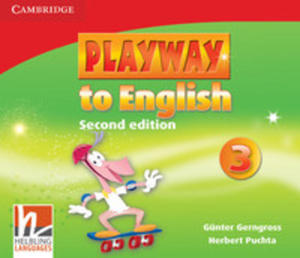 Playway To English 2nd Edition Level 3: : Class Audio Cds (3) - 2839762805