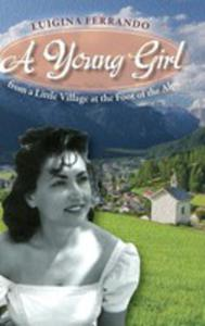 A Young Girl From A Little Village At The Foot Of The Alps - 2852923898