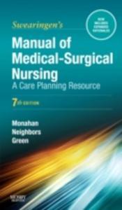 Manual Of Medical - Surgical Nursing - 2870509935