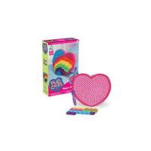 Pluszowe Rękodzieło - Poduszeczka Serce - 2850839669