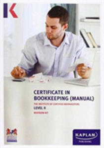Icb Level II Certicate In Bookkeeping - Revision Kit - 2846079569