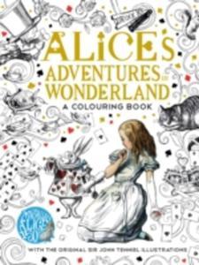 The Macmillan Alice Colouring Book - 2840252369