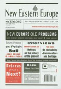 New Eastern Europe 3/2012 - 2839381471