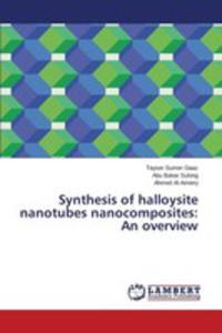 Synthesis Of Halloysite Nanotubes Nanocomposites - 2860686699