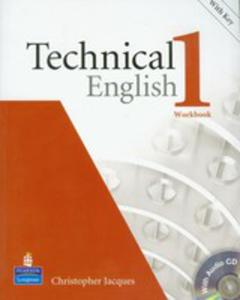 Technical English 1 - Workbook (Key) Plus Audio Cd [Zeszyt �wicze� Plus Audio Cd] - 2839266062