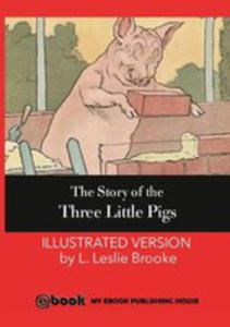 The Story Of The Three Little Pigs - 2871260292