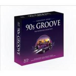 Greatest Ever 90s Groove / Różni Wykonawcy (Uk) - 2840051010