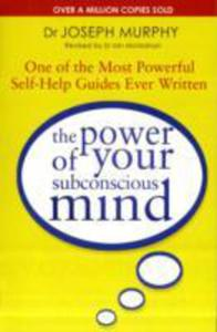 The Power Of Your Subconscious Mind - 2840840982