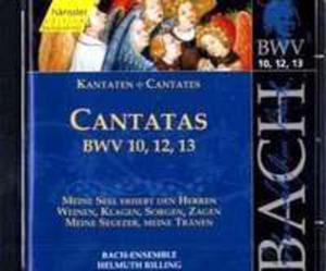 Bach: Cantatas Vol. 4 (Bwv 10, 12, 13) - 2839251928