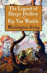 The Legend Of Sleepy Hollow And Rip Van Winkle - 2852969944