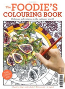 The Foodie's Colouring Book - 2846942984