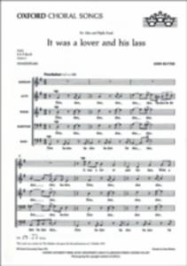 It Was A Lover And His Lass - 2857049945