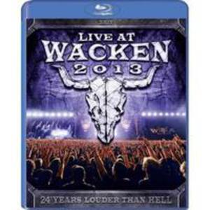 Live At Wacken 2013 (3pc) - 2839836137