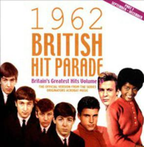 British Hit Parade 1962 / 3 - 2870211531