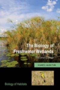 The Biology Of Freshwater Wetlands - 2840021877