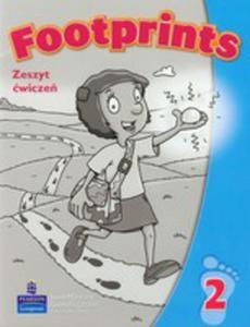 Footprints 2 - Zeszyt Ćwiczeń Plus Poradnik Dla Rodziców [Zeszyt Ćwiczeń Z Poradnikiem Dla Rodzic] - 2839265856