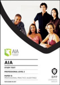 Aia 15 Professional Practice (Auditing) - 2846951942