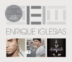 Enrique Iglesias Triple Pack (Uk) - 2852817451