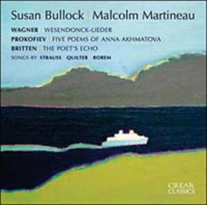 Strauss / Wagner / Britten / Quilter / Rorem - 2839249494